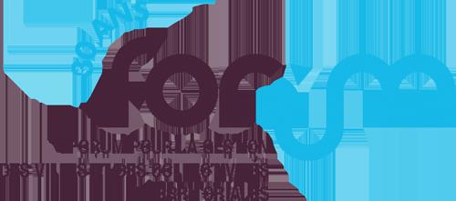 Logo forum gestion des villes